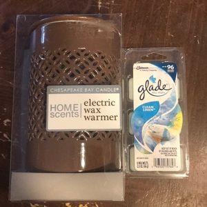 NIB Electric wax warmer